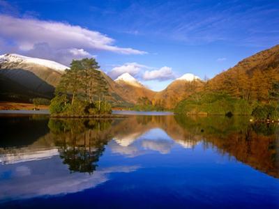 Glen Etive, Glencoe. Scottish Highlands by Kathy Collins
