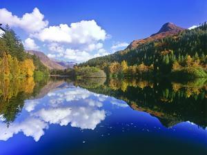 Glencoe Lochan, Scotland by Kathy Collins