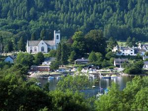 Kenmore and Loch Tay, Tayside, Scotland, United Kingdom by Kathy Collins