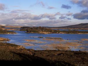 Loch Ba, Rannoch Moor, Strathclyde, Scotland, United Kingdom by Kathy Collins