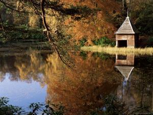 Loch Dunmore, Near Pitlochry, Perthshire, Highland Region, Scotland, United Kingdom by Kathy Collins