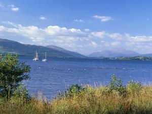 Loch Lomond, Strathclyde, Scotland, United Kingdom by Kathy Collins