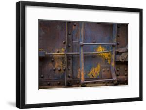 Historic Railroad II by Kathy Mahan