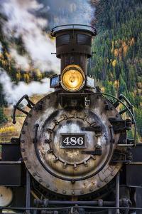 Locomotive I by Kathy Mahan
