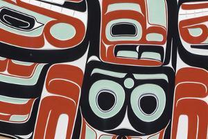 Native American Art VII by Kathy Mahan