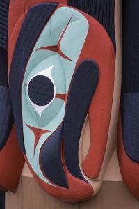 Native American Todem VII by Kathy Mahan