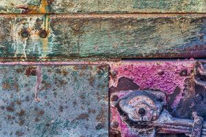 Old Truck II by Kathy Mahan