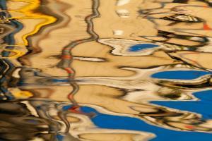 Water Reflections II by Kathy Mahan