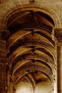 Arches St Eustache I by Kathy Mansfield