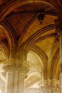 Arches St Eustache II by Kathy Mansfield