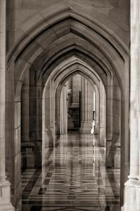 Hallway Reflections by Kathy Mansfield