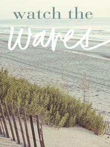 Watch the Waves by Kathy Mansfield