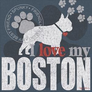 Boston by Kathy Middlebrook
