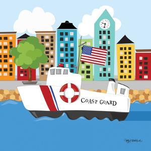 Coast Guard by Kathy Middlebrook