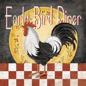 Early Bird Diner by Kathy Middlebrook