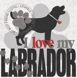 Labrador by Kathy Middlebrook