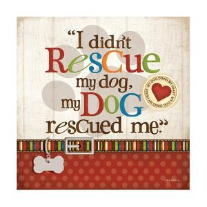 Rescue Dog by Kathy Middlebrook