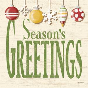 Season's Greetings by Kathy Middlebrook