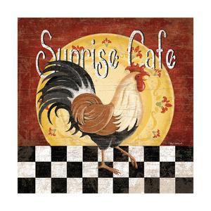 Sunrise Café by Kathy Middlebrook