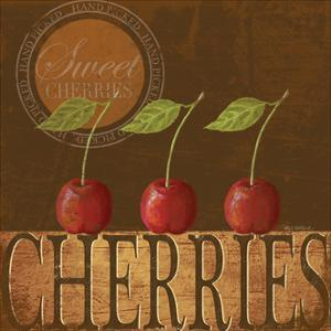 Sweet Cherries by Kathy Middlebrook