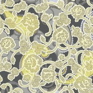 Sheer Romance Lace III by Katia Hoffman
