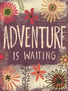 Adventure Is Waiting by Katie Doucette