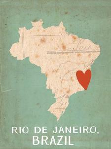 Brazil by Katie Doucette