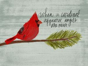 Cardinal by Katie Doucette