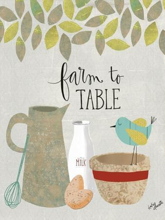 Farm to Table by Katie Doucette