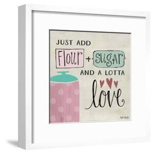 Flour Sugar and a Lotta Love by Katie Doucette