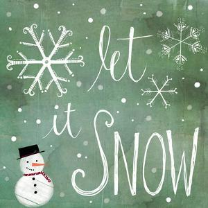 Let it Snow by Katie Doucette