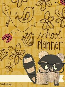 School Planner by Katie Doucette