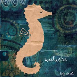 Seahorse by Katie Doucette