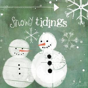 Snowy Tidings by Katie Doucette