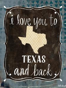 Texas and Back by Katie Doucette