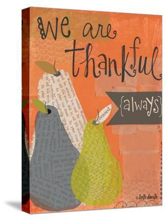 Thankful Always