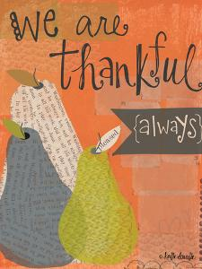 Thankful Always by Katie Doucette