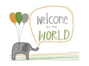 Welcome to the World by Katie Doucette