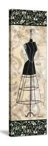 Dress Form Panel I by Katie Guinn