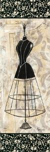 Dress Form Panel II by Katie Guinn