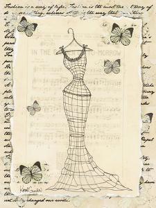 Wire Dress I by Katie Guinn
