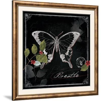 Chalkboard Wings I