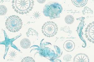 Coastal Splash V by Katie Pertiet