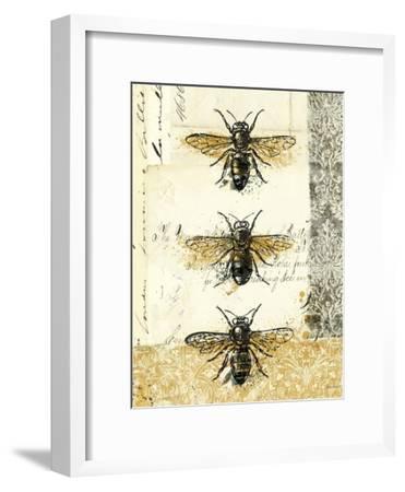 Golden Bees n Butterflies No 1