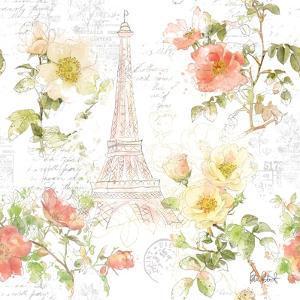 Painting Paris Step 01 by Katie Pertiet