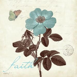 Touch of Blue II - Faith by Katie Pertiet