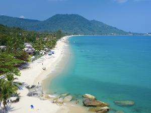 Lamai Beach, Ko Samui Island, Thailand by Katja Kreder