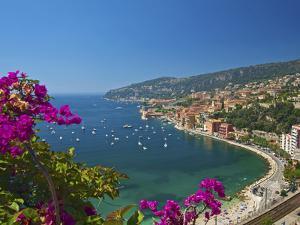 Villefranche-sur-Mer, Cote D?Azur, Alpes-Maritimes, Provence-Alpes-Cote D'Azur, France by Katja Kreder