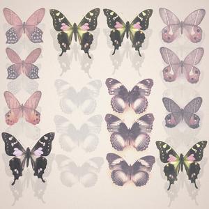 Floating Butterfly II by Katja Marzahn