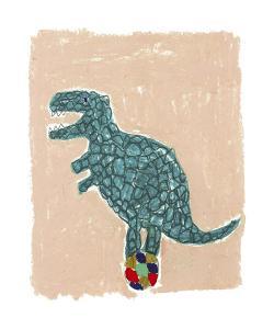 T Rex Balance by Katrien Soeffers